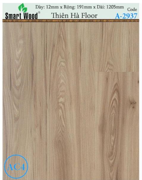 Sàn gỗ SmartWood A2937