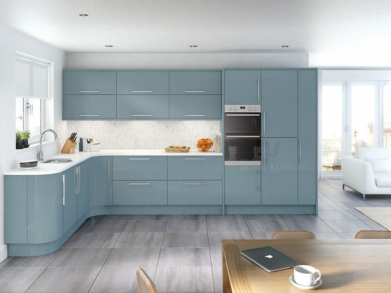 Tủ Bếp Acrylic – TB12