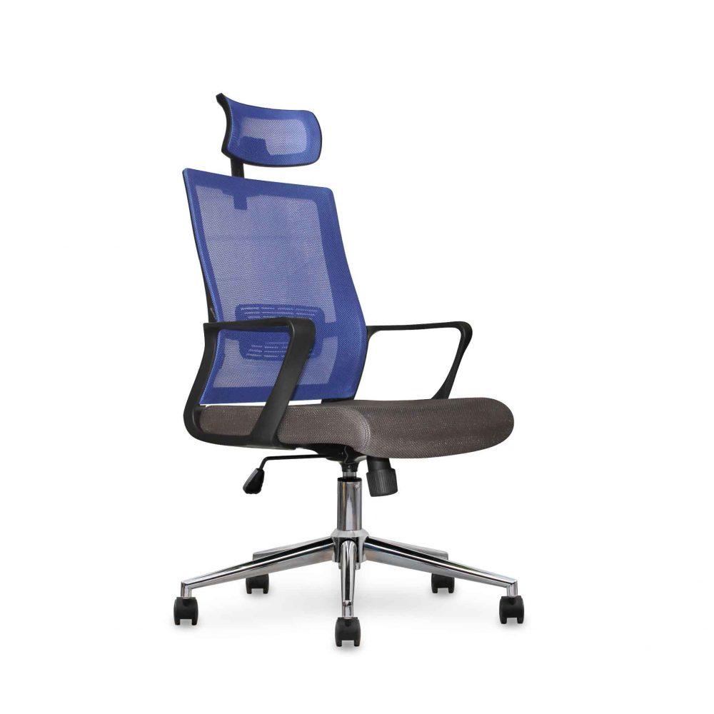 Ghế lưng cao có gối VIXFlora 102