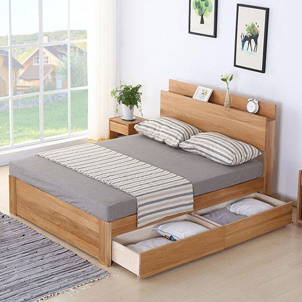 Giường Ngủ Cao Cấp – GN10