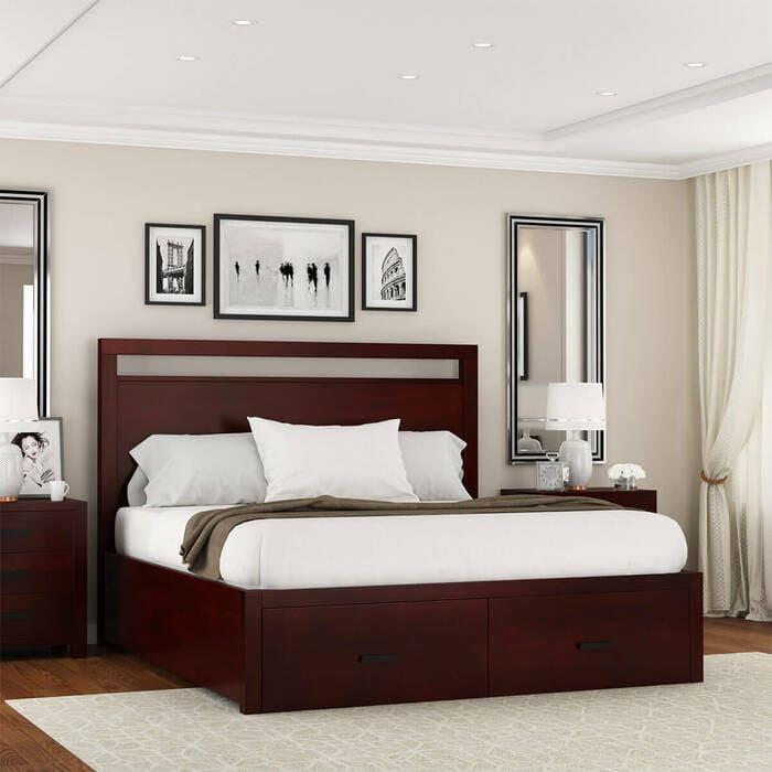Giường Ngủ Cao Cấp – GN05