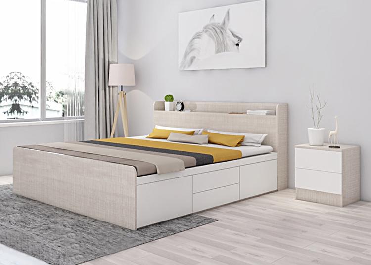 Giường Ngủ Cao Cấp – GN04