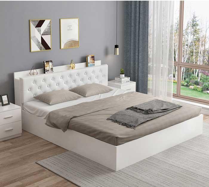 Giường Ngủ Cao Cấp – GN03