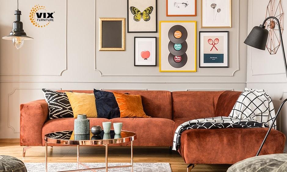 Thiết kế nội thất căn hộ chung cư tại quận Tân Phú