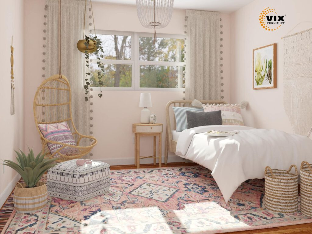 Thiết kế nội thất căn hộ chung cư tại quận Tân Bình