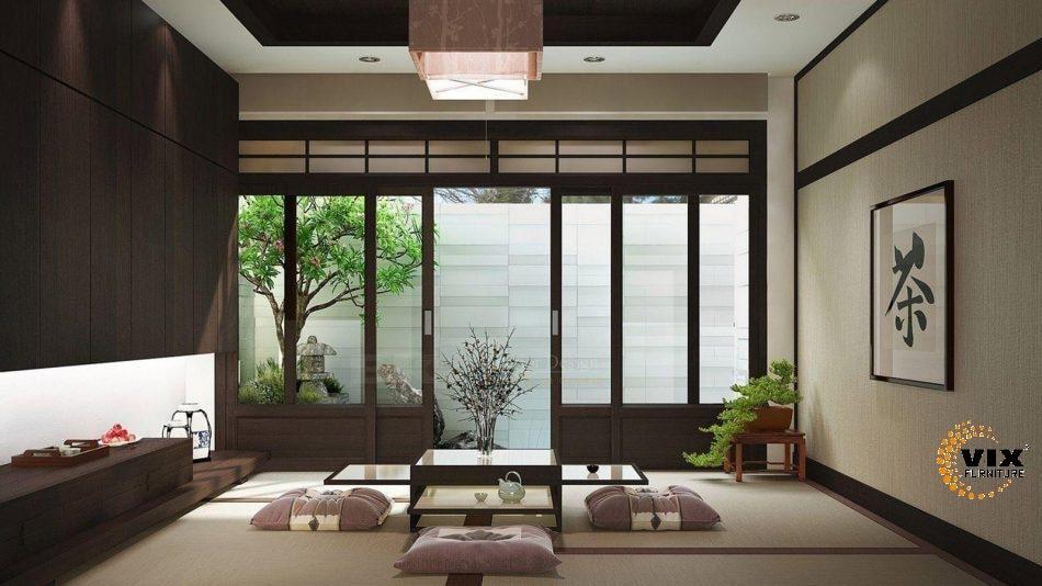 Thiết kế nội thất căn hộ chung cư tại quận Thủ Đức – Nội thất VixFurniture