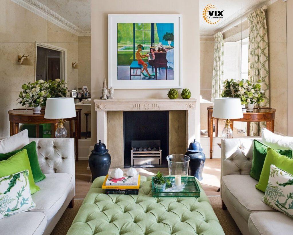 Thiết kế nội thất căn hộ chung cư tại quận Bình Thạnh – Nội Thất VixFurniture
