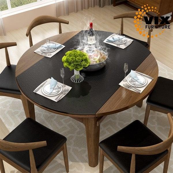 Bàn Ăn Thông Minh- Bàn Ăn Đa Năng- Nội Thất Vix Furniture